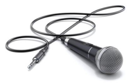 Transkrypcje wywiadów - mikrofon